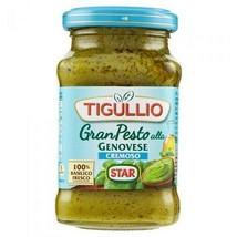 Star Tigullio Gran Pesto Pesto alla Genovese with Basil Delicato 190 G sauc - $4.56