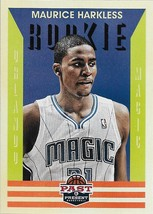 Maurice Harkless Panini Past and Present 12-13 #221 Rookie Card Orlando ... - $0.50