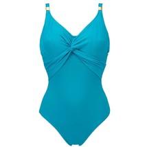 Fantasie Montreal W FS5436 Underwired, Twist Front Swimsuit - $49.44