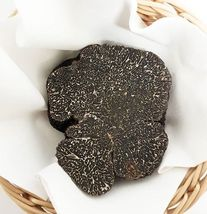 Wild Tuber melanosporum Black Truffle FRESH Mushrooms 500 gr (17.63oz)  - $1,335.00