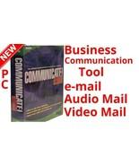 01 Communique Communicate i2000 Windows PC Sotfware Business Tool E-Mail... - $39.59