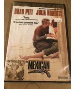The Mexican Brad Pitt Julie Roberts (DVD) Special Buy 3 Get 4th Movie Fr... - $3.47