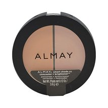 Almay Smart Shade Cc Concealer + Brightener - Light 100 - 0.12 oz - $7.99