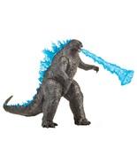 Godzilla vs Kong Monsterverse GODZILLA Figure with Heat Ray Playmates To... - $28.70