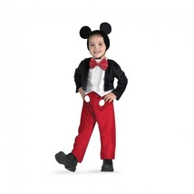 Disguise Topolino Clubhouse Lusso Bambini Costume Halloween 5027 - $24.08+