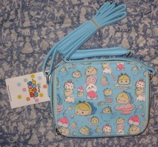 Disney Store Alice In Wonderland Tsum Tsum Crossbody Bag / Purse New - $24.63