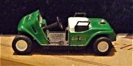 Golf Cart - Green - Spring Action Motor - $4.95