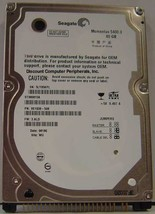 80GB IDE 2.5 in Drive Seagate ST980815A Tested Free USA Ship Our Drives ... - $17.31