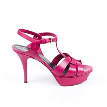Yves Saint Laurent Tribute Sandals SZ 38.5 - £193.44 GBP