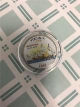 2000 D Virginia Enameled State Quarter *FREE SHIPPING* - $3.92