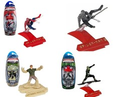 """Spider-Man 3 Titanium Series 3"""" Action Mini Figure Choice of Assorted Characters - $11.04"""