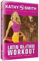 Kathy Smith - Latin Rhythm Workout by Goldhill Home Media [DVD] - $29.99