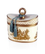 Seda France Classic Toile 2-Wick Candle Ceramic French Tulip 22oz(Cream) - $67.99