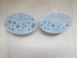 2 Colonial Candle Snaps/Tarts -SNOWDAY  for simmer pots - $7.00