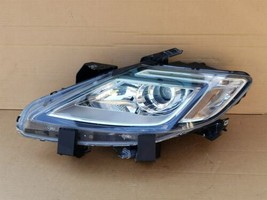 07-09 Mazda CX-9 CX9 Halogen Headlight Driver Left LH - POLISHED image 1