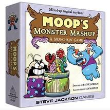 Steve Jackson Games Moop's Monster Mashup A Munchkin Game - $26.42