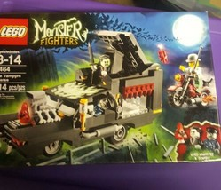 LEGO Monster Fighters - Rare - Vampire Hearse 9464 - New & Sealed - $79.99