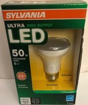 Sylvania Led Ultra 6-Watt = To 50 Watt Flood Light, Par 20, Medium Base-SHIPSN24 - $18.50