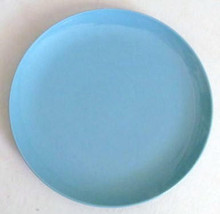 IKEA Dinner Plate 11'' in Fargrik Turquoise Blue Gloss Color #18691 by I... - $18.99