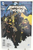 Batman & Two-Face (Robin) #28 Steampunk Variant Cover New 52 DC Comics 1:25 2014 - £17.14 GBP