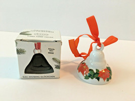 Arzberg Glockchen Bell Porcelain Christmas Collection Bells Made In Germany - $16.82