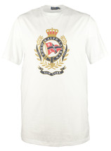 Polo Ralph Lauren Men's Big and Tall Crest Graphic T-Shirt - $64.90