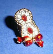 Swarovski Harlequin Ruby Eyes Mask Tack Pin SCS 2001 New - $24.90