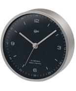 BARIGO Pentable Series Quartz Clock - Wall Plated Nickel Housing - 4 Bla... - $103.37