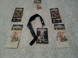 Nintendo Gamecube Starfox Adventures Lanyard and 5 Air Fresheners - $29.99