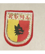 Roma Rome Italy Embroidered Sewn World Travel Patch Free Shipping USA - $9.19