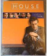 HOUSE M.D. Season Two Multiple DVD Set- Hugh Laurie- NEW- FREE SHIPPING - $14.99