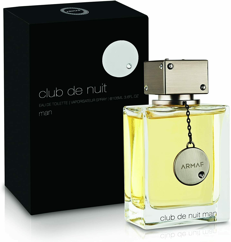 Armaf Club De Nuit Eau De Toilette 3.6 oz new & sealed free shipping - $65.00
