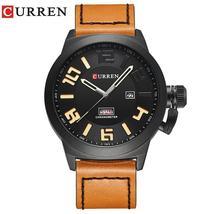 Curren 2018 men watches relogio masculino luxury military wristwatches fashion c - $43.03