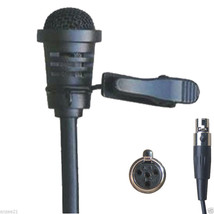 Cardioid New Lapel Lavalier Clip Microphone For Shure Wireless Mic Sets - $19.75