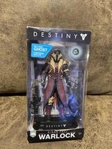 "Destiny 7"" Kings Fall Warlock Color Tops Figure McFarlane NIB sealed shelf wear - $41.58"