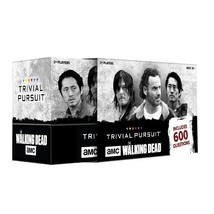 USAopoly Amc The Walking Dead Trivial Pursuit Game - $19.78
