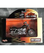 New Maisto. Harley-Davidson Motorcycle 1:18 Series 20 - 2002 FXDL Dyna L... - $9.89