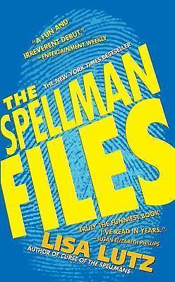 Primary image for The Spellman Files by Lisa Lutz (2009, Paperback)