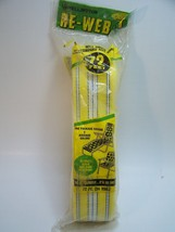 Wellington Re-Web Kit Lawn Chair Webbing replacement 72'  Yellow white s... - $16.82