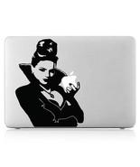 MacBook Sticker Laptop Vinyl Decal The Evil Queen 585M - $9.50