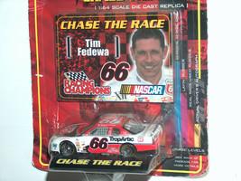 Nascar Racing Champions Rare Tim Fedewa Phillips 66 1/64 Die Cast Poursu... - $13.64
