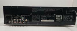 Panasonic DVD-CV50 DVD/Video CD/CD Player 5 Disc Changer with Remote image 5