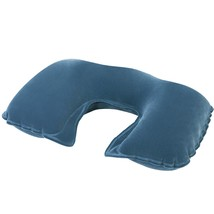Pool Central 18IN Gray Inflatable Travel Comfort Air Neck Pillow - $6.10 CAD
