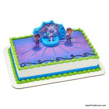 VAMPIRINA GIRL Cake Decoration Party Supplies TOPPER KIT Favor Music Bir... - $9.85