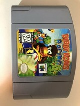 Diddy Kong Racing COMPLETE in box with manual (Nintendo 64, 1997) - $39.59