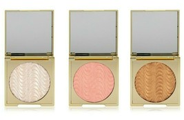 Glitterati Culture Highlight & Glow Trio: Highlighter, Bronzer, Blush G... - $30.00