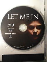 Let Me In Blu Ray - $1.95