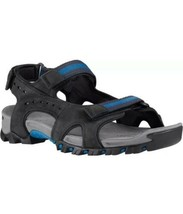 TIMBERLAND A161Q MEN'S BLACK SPORT SANDALS Size 12M - $74.00 CAD