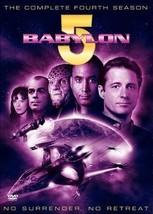 Babylon 5 Fourth Season:- 6 Disc DVD ( Ex Cond.) - $32.80