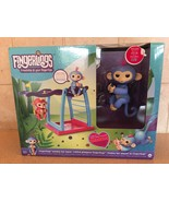 Fingerlings Monkey Bar Playset Exclusive Liv - $43.31